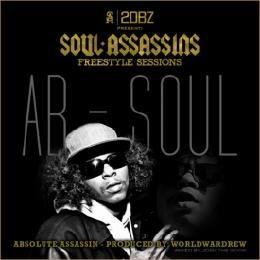 2DOPEBOYZ - Absolute Assassin Cover Art