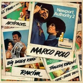 Stand Up (Remix) f. Tragedy Khadafi, Lil Fame (of M.O.P.), Adrian Younge & The Delfonics