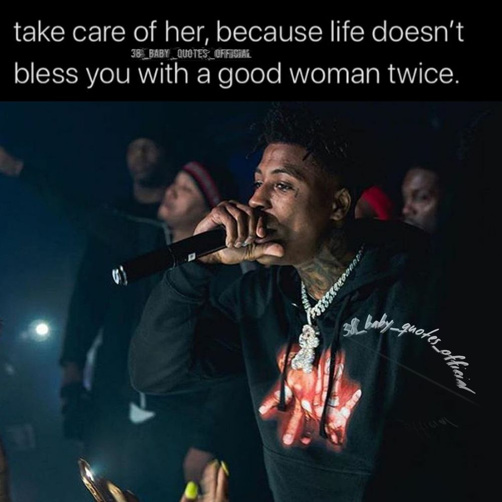 Nba Youngboy Quotes About Not Caring - Retro Future