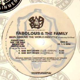 Been Around The World Remix (Freestyle)