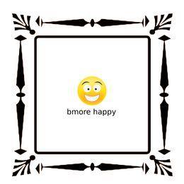 410 Music Factory - bmore happy Cover Art