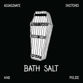 Bath Salt (feat. Flatbush ZOMBiES & A$AP Rocky) [Prod. P On The Boards]
