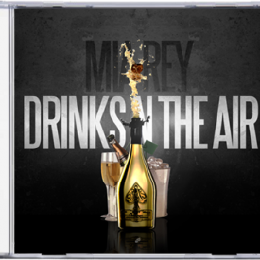 4EverDopeMusic - Drinks In The Air (Clean) Cover Art