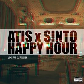 70CL - Happy Hour [MIX-TAPE] Cover Art