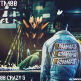 DJ Donka - 88 Crazy 5 Cover Art