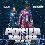 DJ Donka - Power Rangers Cover Art
