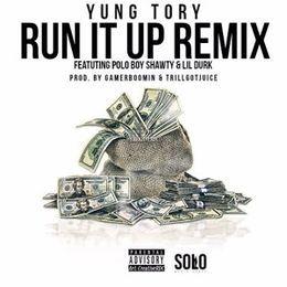 DJ Donka - Run It Up [Remix] Cover Art