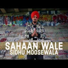 Sahaan Wale - Sidhu Moose Wala (DjPunjab.Com).mp3