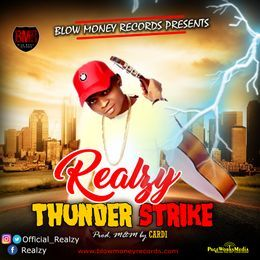9jasound - Thunder Strike (Prod. Cardi) | 9jasound.com Cover Art