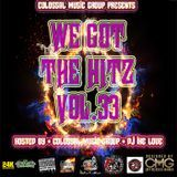 cmg - We Got The Hitz Vol.33 Presented By CMG Cover Art
