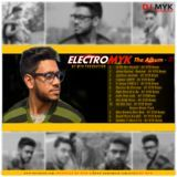 DEEJAAY MYK (PRODUCTION) - ELECTROMYK - ( The Album - 32 ) 2017 Cover Art