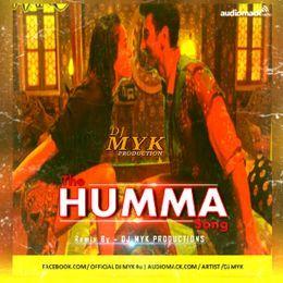 DEEJAAY MYK (PRODUCTION) - The Humma Song | DJ MYK REMIX Cover Art