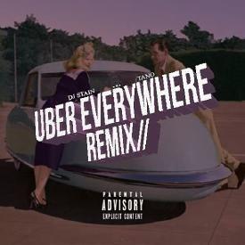 ItsTayHuncho - Uber EveyWhere [Prod.By DJ Cashboy]