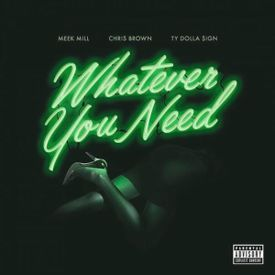 Meek Mill - Whatever U Need (Cover)