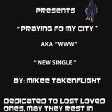MikeeTakenFlight - My Pain, My Struggle #Vol3 Cover Art