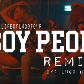 Soy Peor (Official English Remix) By Lugo Haze