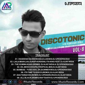 DISCOTONIC VOL - 8