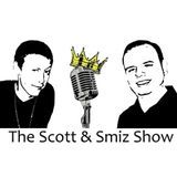 The Scott & Smiz Show - The Cost of Reality Cover Art