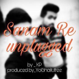 Yo Shailufree - sanam_re_k_P_YSF UNPLUGGED Cover Art