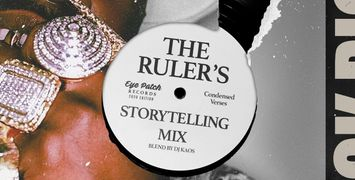 Listen to Slick Rick's 'The Ruler's Storytelling Mixtape' Exclusively on Audiomack
