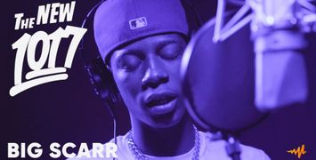 """Watch Big Scarr Cover Gucci Mane's """"Big Boy Diamonds"""" for 17 Bars With the New 1017"""