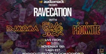 Audiomack Presents: Ravecation, The Festival