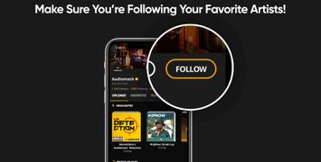 Make Sure You're Following Your Favorite Artists!