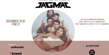 Audiomack Sponsors Free Virtual Concert for JAGMAC