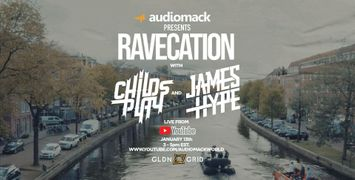Watch ChildsPlay & James Hype Perform DJ Sets While Boating Down Amsterdam Canals for Ravecation