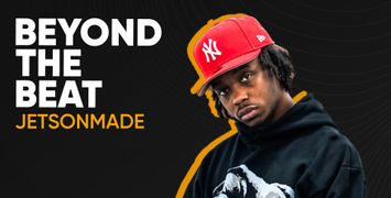 JetsonMade Talks Working with DaBaby & Jack Harlow, Selling His First Beat & More for 'Beyond the Beat'