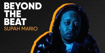 From Janitor to Multi-Platinum Producer, Supah Mario Shares His Story for 'Beyond The Beat'