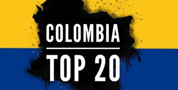 Listen to the Top 20 Songs from Colombia on Audiomack