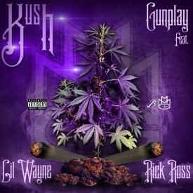 Kush Ft. Lil Wayne & Rick Ross (CDQ Dirty)