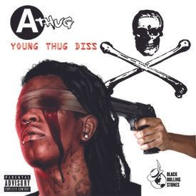 "A-Thug - Young Thug Diss (Nupac)-""YOULL NEVE BE 2PAC"""