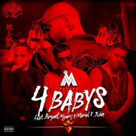 4 Babys (Official Extended BeatAcapell)