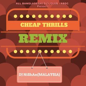 Sia - Cheap Thrills - DJ Nishan Remix | ABDC