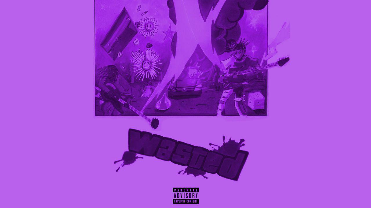 Wasted feat  Lil Uzi Vert (Slowed & Chopped) by Juice WRLD