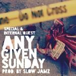 Above Average Hip-Hop - Any Given Sunday Cover Art