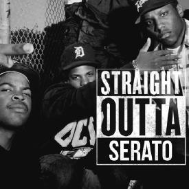 Straight Outta Serato: Squeaky Clean NWA Mini-Mixtape (SFW) #Compton