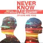 Above Average Hip-Hop - Never Know Me (Where Are You) | AAHIPHOP003 Cover Art