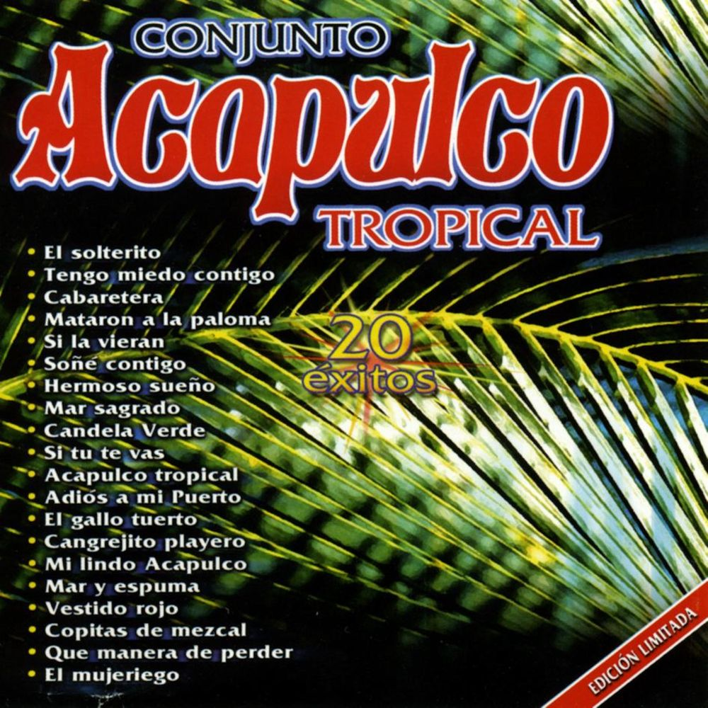 Vestido Rojo By Acapulco Tropical From Acapulco Tropical