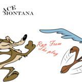 Ace montana610 - Run from da plug Cover Art