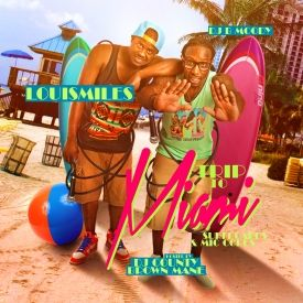 Addicted Dopeness - Trips to Miami Cover Art