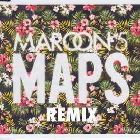 Maroon 5 - Maps Aditya Remix