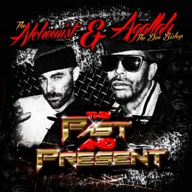 Agallah Don Bishop - Past And Present  Cover Art