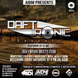 Allindiandjsmusic - DAFT TRONIC EP-24 (Club Edition)  DJ ADI Cover Art