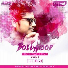 BOLLYWOOD TROPICAL LOVE - VOL 01 - DJ TEJ