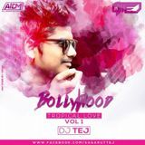 Allindiandjsmusic - Tujhe Bhula Diya (Tropical Mix) DJ Tej Cover Art