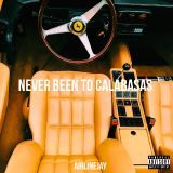 AirlineJay - Never Been To Calabasas Cover Art