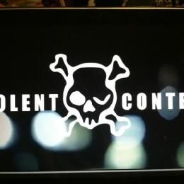 BornSoldiers/A.K - Violent Content Cover Art